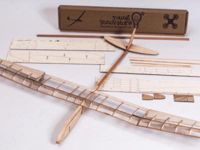 Aeromodelling (110cm Glider)