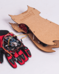 gesture controlled robot(3)